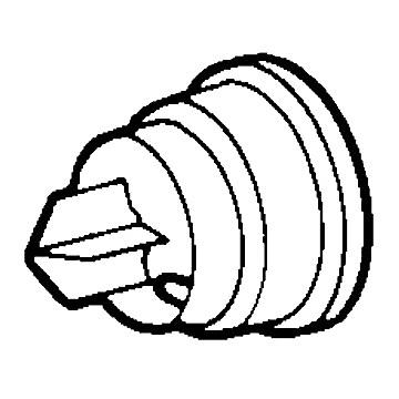 Membrane pour robinet flotteur Grohe