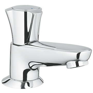 Robinet lave-mains Costa L - Monotrou bec bas Grohe