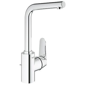 Mitigeur lavabo Eurodisc Cosmopolitan - Bec orientable Grohe