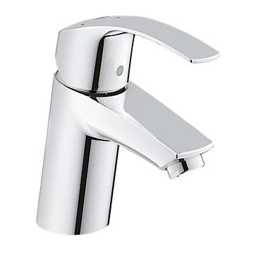 Mitigeur lavabo Eurosmart - Taille S - Sans vidage Grohe