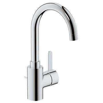 Mitigeur lavabo Eurosmart Cosmopolitan - Bec tube mobile Grohe