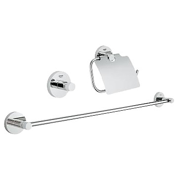 Pack Grohe Essential 3 en 1 Grohe
