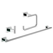 Pack Grohe Essential Cube 3 en 1