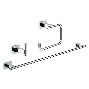 Pack Grohe Essential Cube 3 en 1 Grohe