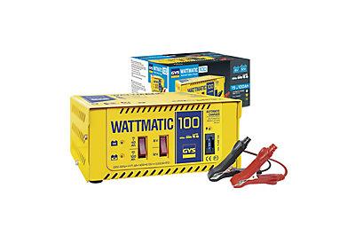 Chargeur de batterie automatique WATTMATIC 100