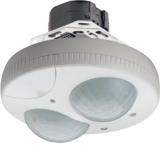 Détecteur de présence plafond semi-encastré