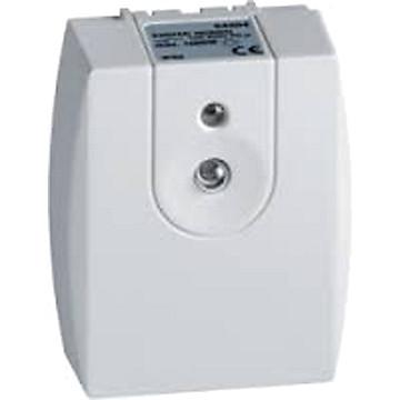 Interrupteur crépusculaire compact basic 8A Hager