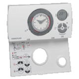 Thermostat d'ambiance programmable hebdomadaire