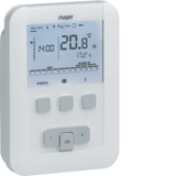 Kit thermostat d'ambiance programmable