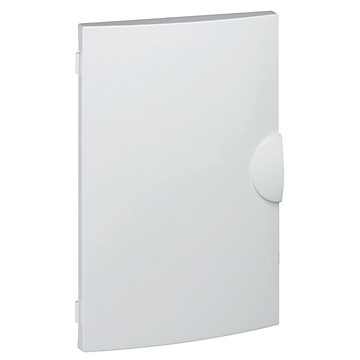 Porte opaque pour coffret Gamma 13 modules Hager