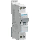 Disjoncteur Ph+N - Courbe C - 6-10kA