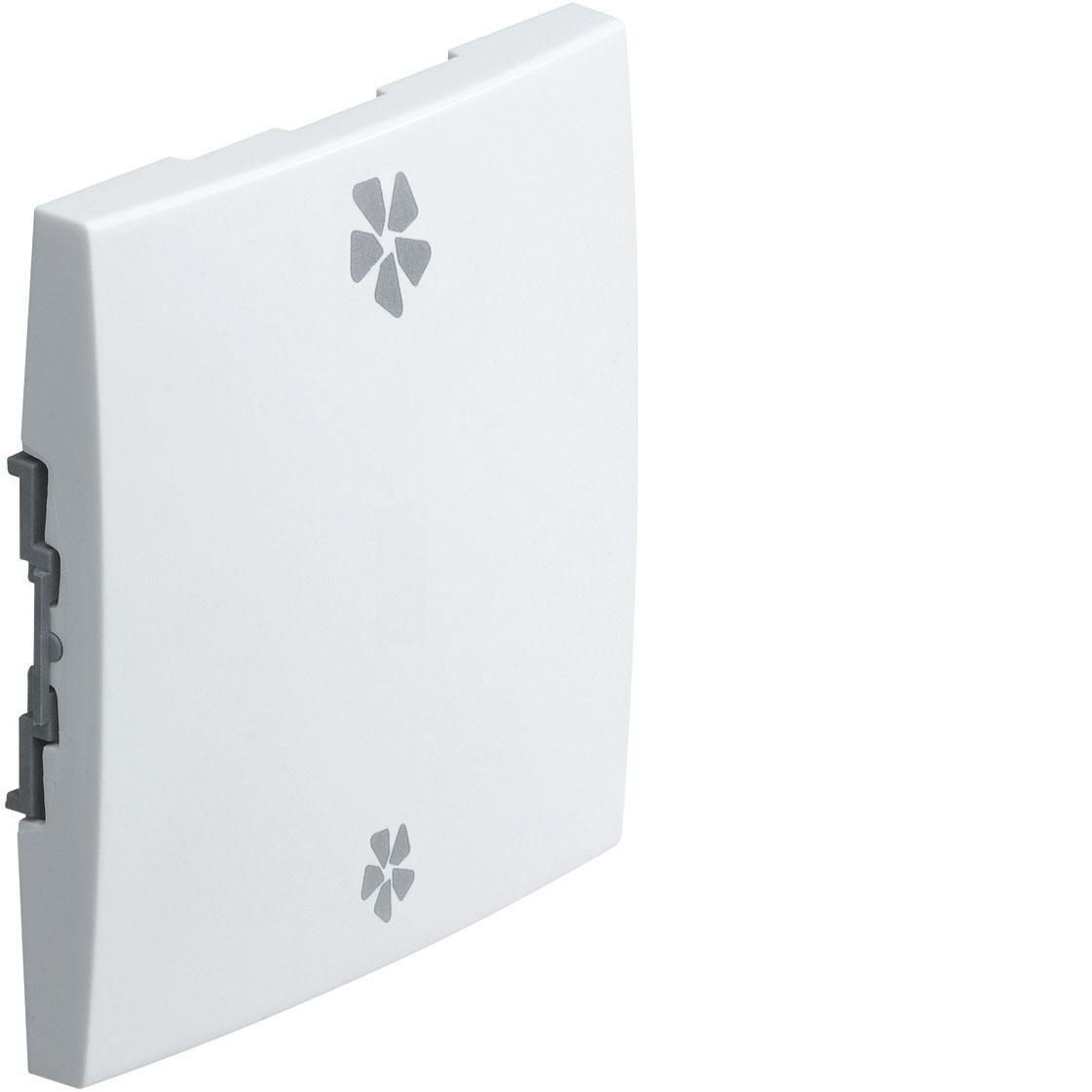 Kallysta - Enjoliveur titane - Commande VMC Hager