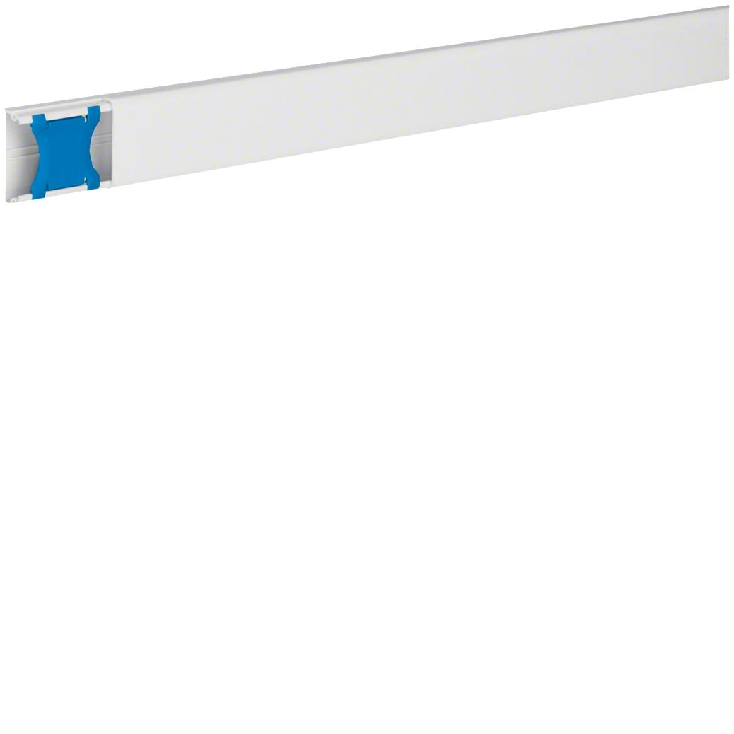 Moulure et accessoires Atéha 13 x 32  - Blanc Hager
