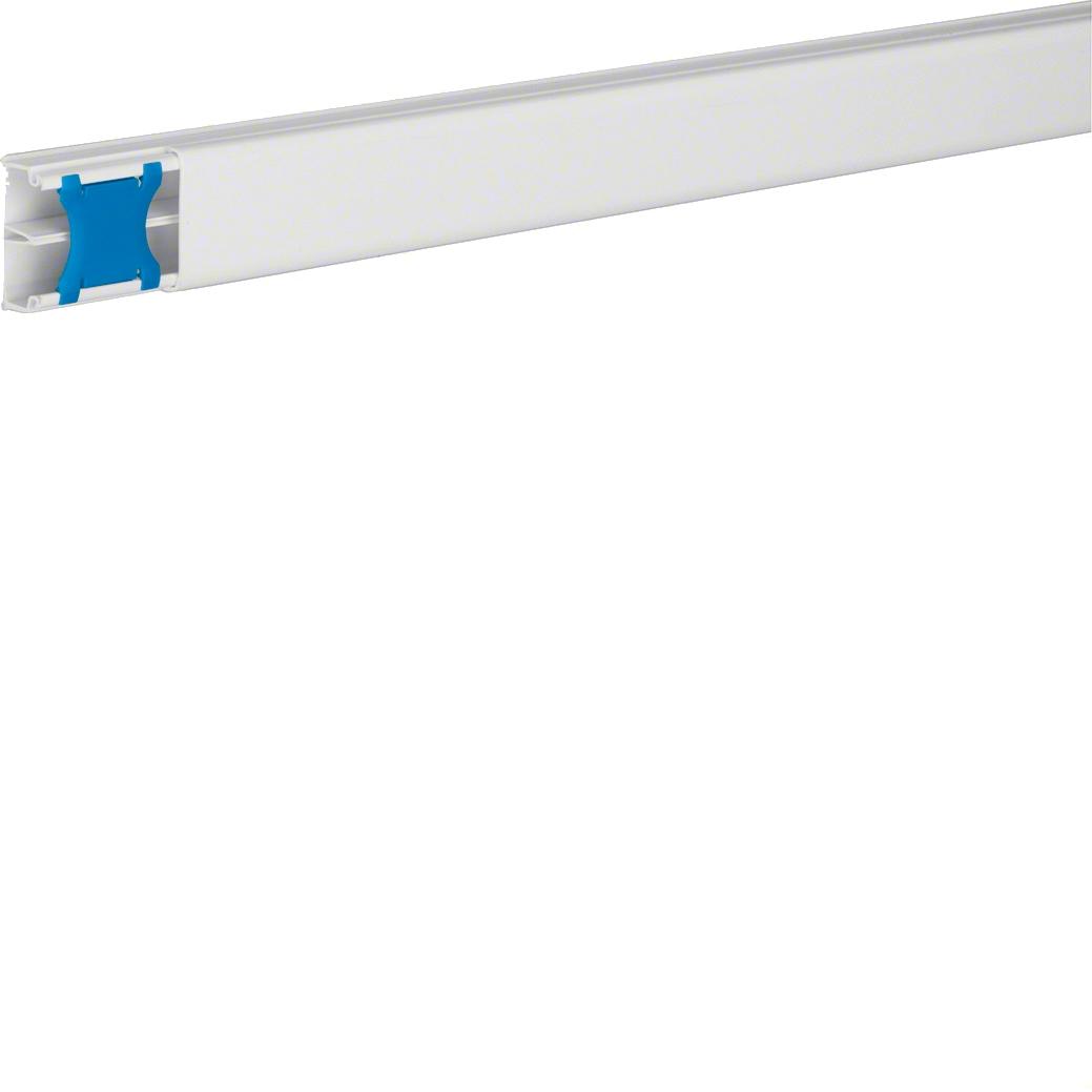 Moulure et accessoires Atéha 16 x 32 - Blanc Hager