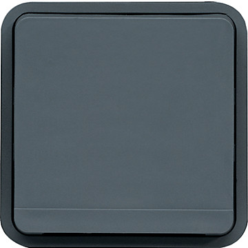 Cubyko composable - Prise - Gris Hager