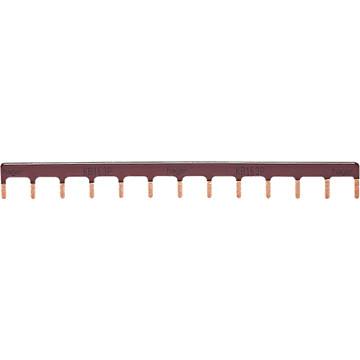 Barre de pontage 63A 1P à languette Hager