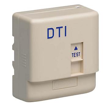 DTI format RJ45 Hager