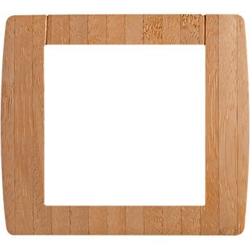 Kallysta Classic - Plaque Bamboo Hager