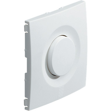 Kallysta - Enjoliveur blanc - Commande éclairage Hager