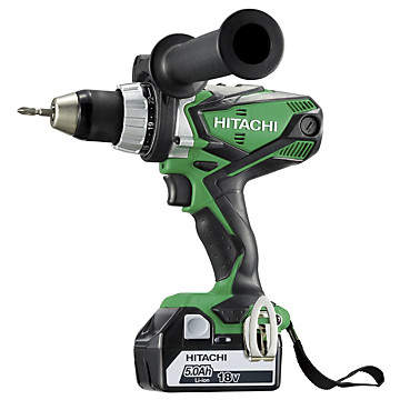 Perceuse-visseuse sans fil DS18DSDL 5A Hitachi