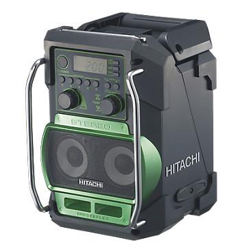 Radio de chantier UR18DSLL4 Hitachi