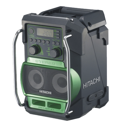 Radio de chantier UR18DSLL4 Hitachi