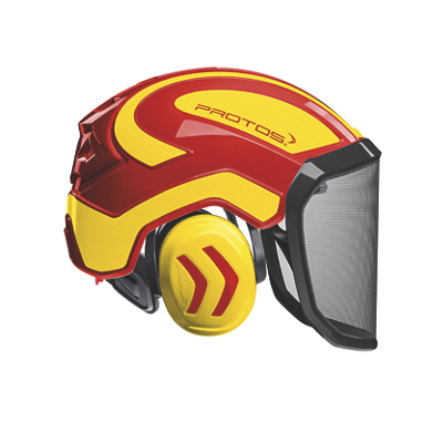 Casque forestier complet Protos Integral Forest Pfanner