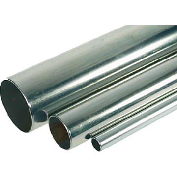 Tube carbone de 6 mètres électrozingué Ibp
