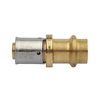 Adaptateur cuivre à sertir eau / multicouche Ibp