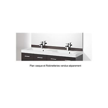 Plan vasque Aïda - Synthèse 2 vasques MB Expert