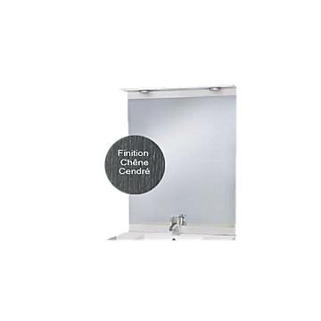 Miroir + bandeau Aïda 80 cm MB Expert