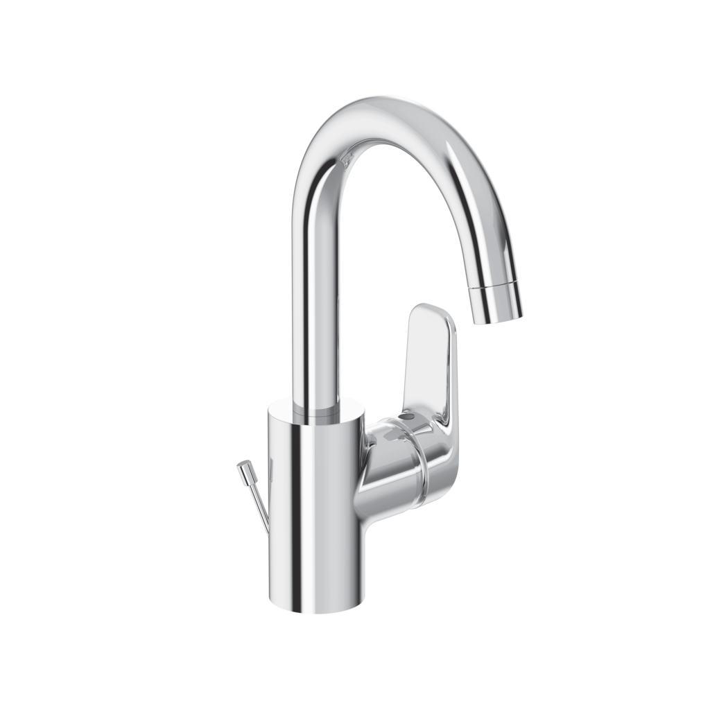 Mitigeur lavabo Okyris - Bec haut Idéal Standard