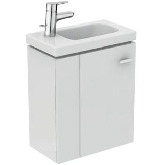 Meuble lave-mains Connect Space suspendu - Gauche Ideal Standard