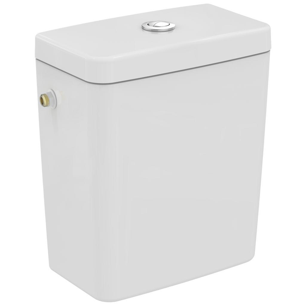 Réservoir Connect Cube 3/6 litres - Alimentation latérale Ideal Standard