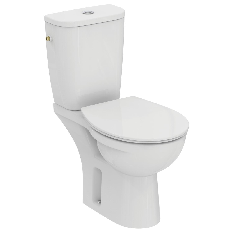 Pack WC complet Ulysse - Sortie horizontale Porcher