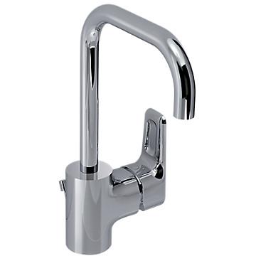 Mitigeur lavabo Kheops - Bec haut Idéal Standard