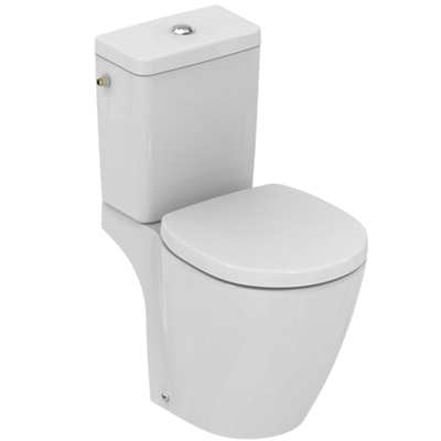 Pack WC complet Connect Space - Sortie horizontale Idéal Standard