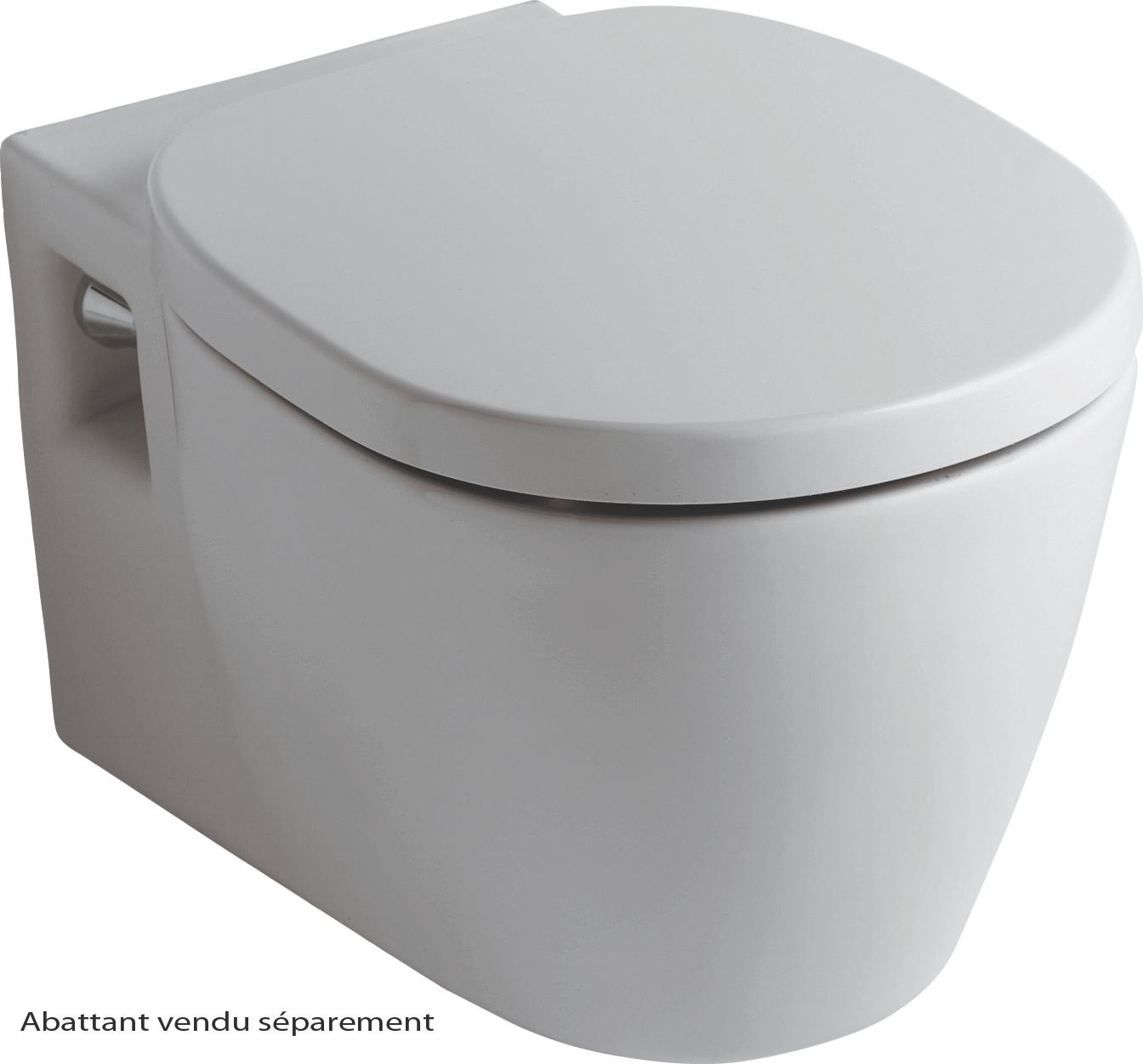 Cuvette suspendue Connect Idéal Standard
