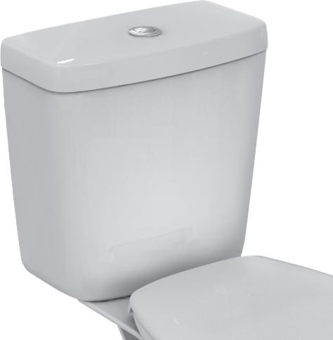 Réservoir Ulysse 3/6 litres - alimentation latérale Porcher