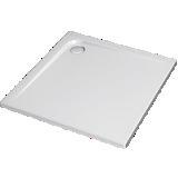 Receveur Ultra Flat extra-plat carré à poser ou à encastrer