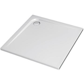 Receveur Utra Flat extra-plat carré à poser ou à encastrer Ideal Standard