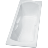 Baignoire rectangulaire acrylique Ulysse 2
