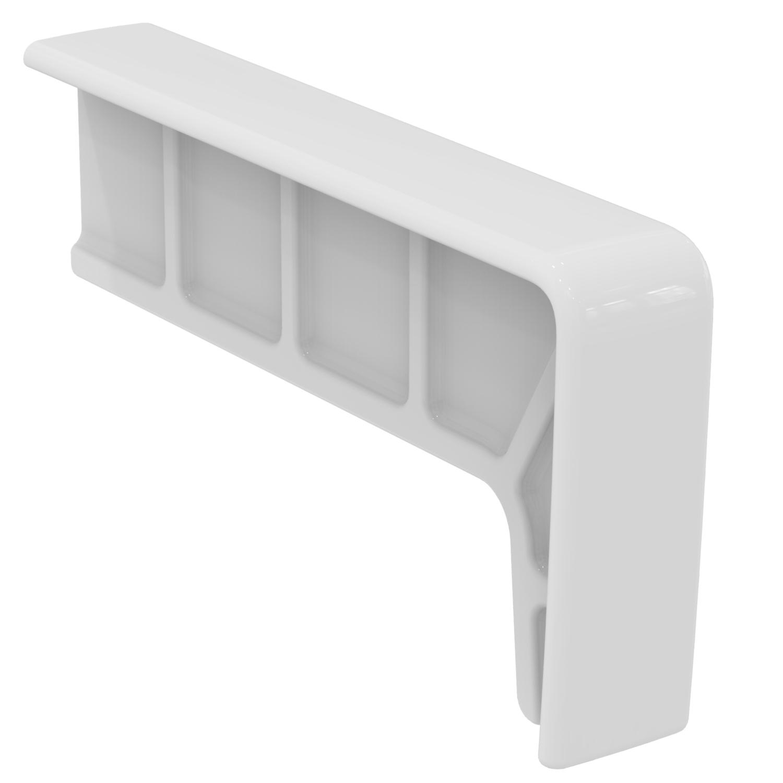 Couvre-joint intermédiaire pour lavabo collectif Contour 21 Porcher