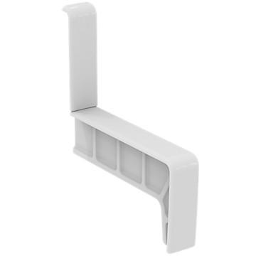 Couvre-joint intermédiaire pour dosseret lavabo collectif Contour 21 Porcher
