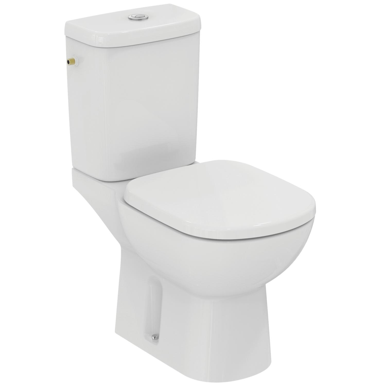 Pack WC complet Kheops sortie horizontale Idéal Standard