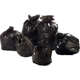 Sacs à gravats et sacs poubelle