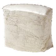 Chiffon d'essuyage Blanc