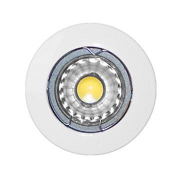 Collerette fixe GU10 230V IP23 Indigo