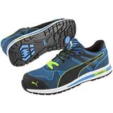 Chaussure de sécurité Blaze Knit noir/bleu