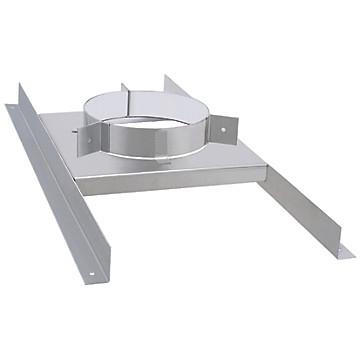 Support plancher série DPY / DPZ Isotip